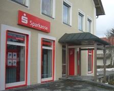 Sparkasse Geldautomat Unterthingau