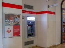 Sparkasse Geldautomat Krankenhaus Schwabing
