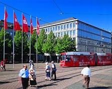 Sparkasse Filiale Darmstadt, KundenCenter am Luisenplatz