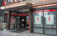 Sparkasse Geldautomat Recklinghausen-Hochlarmark