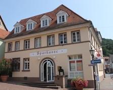 Sparkasse Geldautomat Neckarsteinach