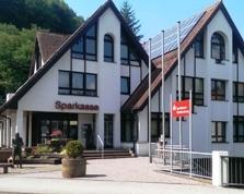 Sparkasse Geldautomat Hirschhorn