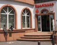 Sparkasse Geldautomat Mörlenbach