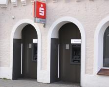 Sparkasse Geldautomat Am Stein