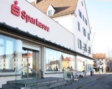 Sparkasse Geldautomat Goethestraße