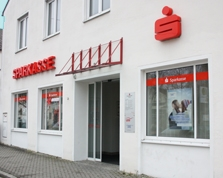 Sparkasse Geldautomat Etting