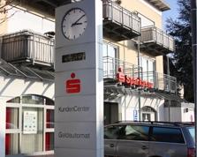 Sparkasse Geldautomat Ettinger Straße