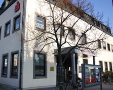 Sparkasse Geldautomat Gaimersheimer Straße