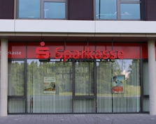 Sparkasse Geldautomat Am Audikreisel