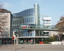 Sparkasse Filiale Ludwigsburg KundenCenter Schillerplatz