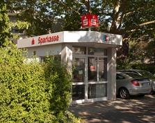 Sparkasse Geldautomat Weststadt