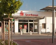 Sparkasse Geldautomat Argonner Markt