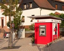 Sparkasse Geldautomat Oberrodenbach
