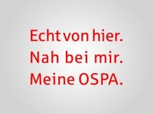 Sparkasse Geldautomat im OSPA-Zentrum