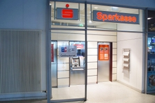 Sparkasse Geldautomat Flughafen Münster-Osnabrück