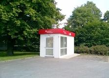 Sparkasse Geldautomat Grünewalde