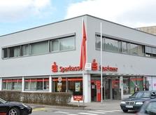 Sparkasse Geldautomat Iselshauser Tal