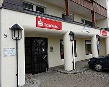 Sparkasse Geldautomat Hopfen