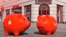 Sparkasse Geldautomat Geschäftsstelle City
