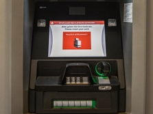 Sparkasse Geldautomat Vellahn