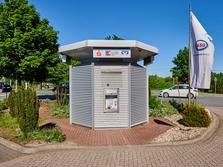 Sparkasse Geldautomat Berliner-Kreisel