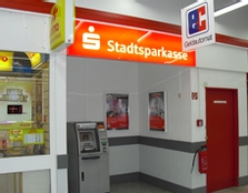 Sparkasse Geldautomat Kaufland (ehem. Schlachthof)