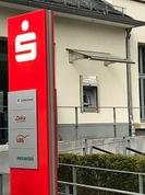 Sparkasse Geldautomat Bahnhof-Werdohl
