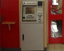 Sparkasse Geldautomat Kaufland