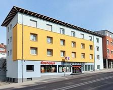 Sparkasse Geldautomat Petersberger Straße 57