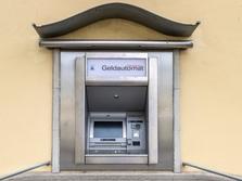 Sparkasse Geldautomat Dresden Krankenhaus Friedrichstadt
