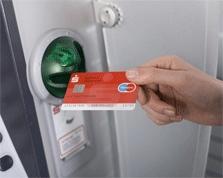 Sparkasse Geldautomat Am Berg