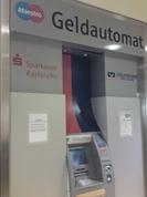 Sparkasse Geldautomat Einkaufsgalerie Ettlinger Tor