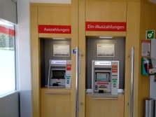 Sparkasse Geldautomat Grömitz