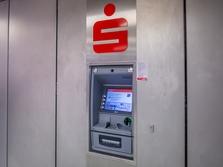 Sparkasse Geldautomat Stadtmitte, Marienplatz, U-/S-Bahn Zwischengeschoss, zentral