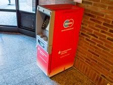 Sparkasse Geldautomat Kulturzentrum Gasteig