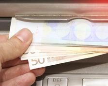 Sparkasse Geldautomat Buron-Center