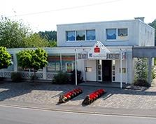 Sparkasse Geldautomat Arzfeld