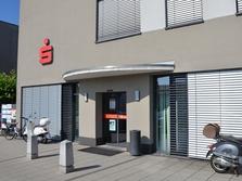 Sparkasse Geldautomat Haßfurt, Sparkasse am Krankenhaus
