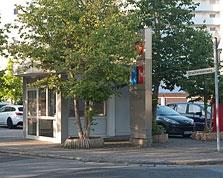 Sparkasse Geldautomat Waldsiedlung