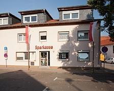 Sparkasse Geldautomat Büdesheim