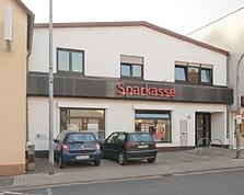 Sparkasse Geldautomat Ostheim