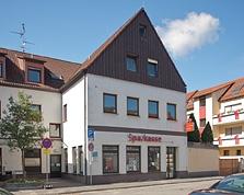 Sparkasse Geldautomat Bischofsheim