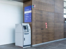 Sparkasse Geldautomat Dresden Internationales Congress Center