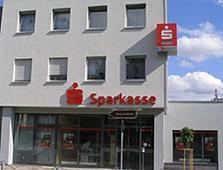 Sparkasse Geldautomat Bischmisheim