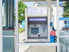 Sparkasse Geldautomat Freital Aral