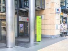 Sparkasse Geldautomat Dresden World Trade Center