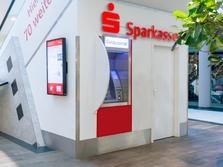 Sparkasse Geldautomat Dresden Elbepark