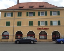 Sparkasse SB-Center Rangierbahnhof