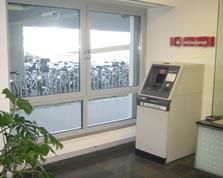 Sparkasse Geldautomat Erding Kreiskrankenhaus
