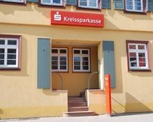 Sparkasse Geldautomat Oberriexingen Hauptstraße